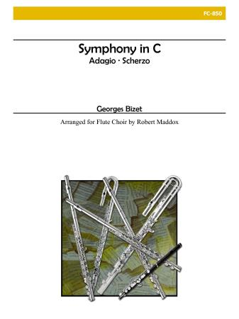SYMPHONY in C major - Two Themes