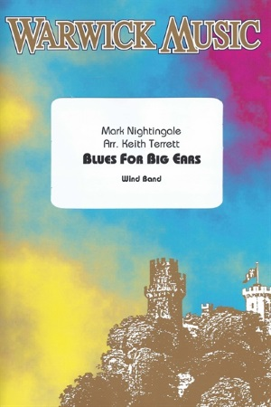 BLUES FOR BIG EARS (score & parts)