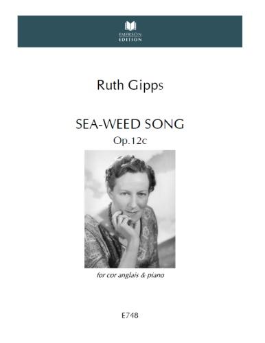 SEA-WEED SONG Op.12c