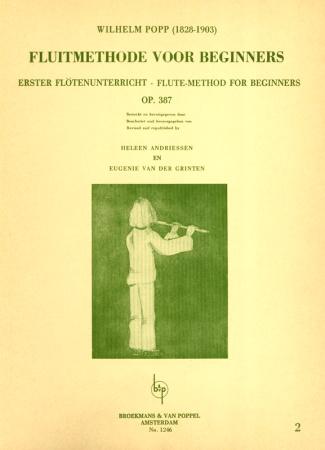 FLUTE METHOD FOR BEGINNERS Volume 2