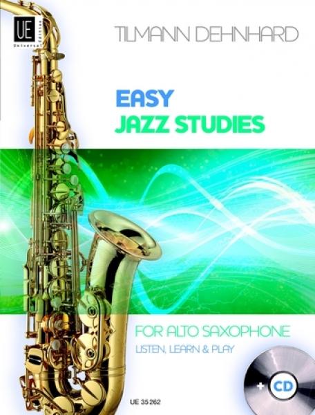 EASY JAZZ STUDIES + CD
