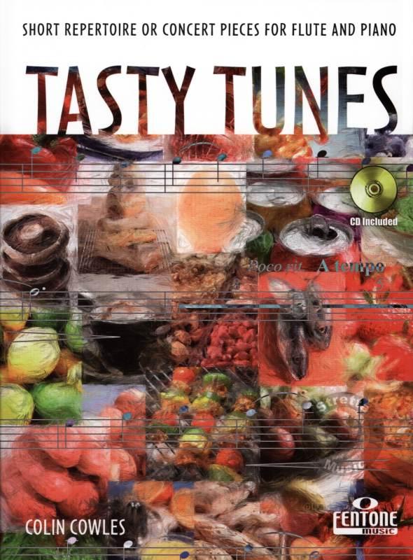 TASTY TUNES + CD