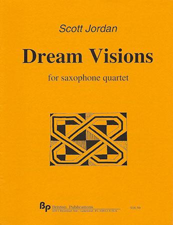 DREAM VISIONS score & parts