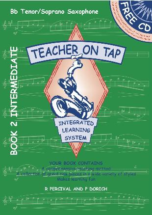 TEACHER ON TAP Book 2 + CD