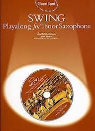 GUEST SPOT: Swing Playalong + CD