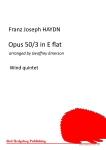 OPUS 50/3 in Eb