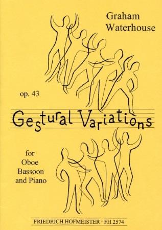 GESTURAL VARIATIONS Op.43