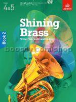 SHINING BRASS Book 2 + CDs