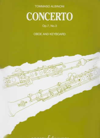 CONCERTO Op.7 No.3 in Bb major