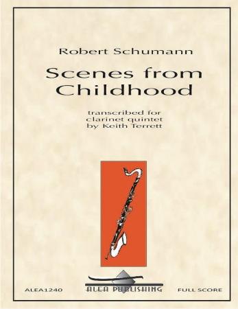 SCENES FROM CHILDHOOD Op.15