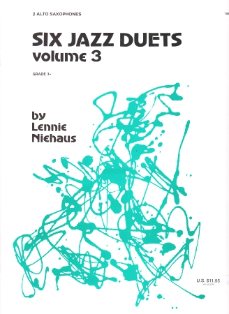 SIX JAZZ DUETS Volume 3
