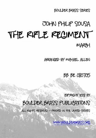 RIFLE REGIMENT MARCH