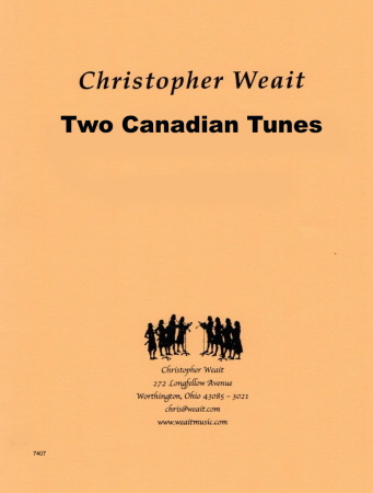 TWO CANADIAN TUNES