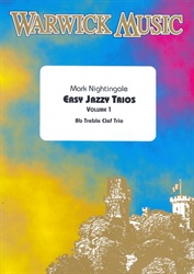 EASY JAZZY TRIOS Volume 1 (treble clef)