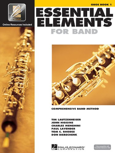 ESSENTIAL ELEMENTS Book 1 + CD/CDRom