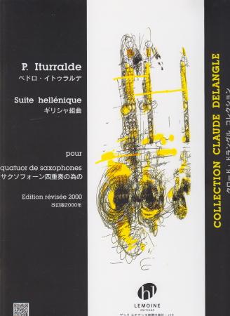 SUITE HELLENIQUE (rev. 2000)