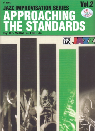 APPROACHING THE STANDARDS Volume 2 + CD
