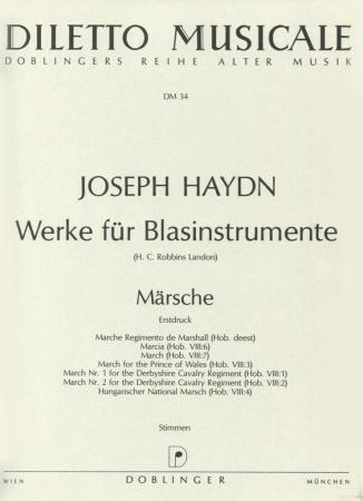 SEVEN MARCHES (set of parts)