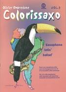 COLORISSAXO Volume 3 + CD