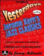 YESTERDAYS Volume 55 + CD Jerome Kern classics