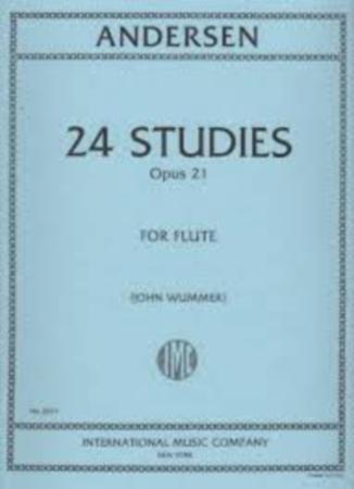 24 STUDIES Op.21