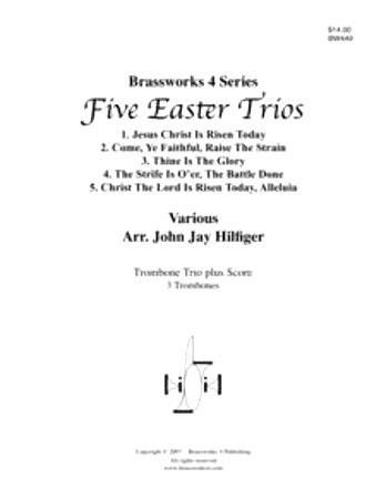 5 EASTER TRIOS