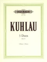 THREE DUOS Op.81