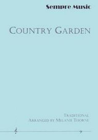 COUNTRY GARDEN score & parts