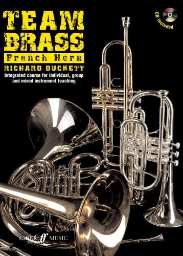 TEAM BRASS French Horn + CD