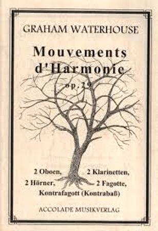 MOUVEMENTS D'HARMONIE Op.29