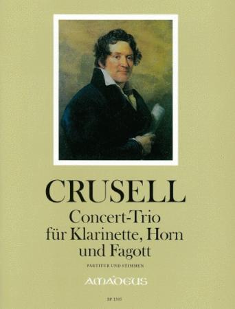CONCERT TRIO (score & parts)