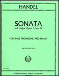 SONATA in F major Op.1 No.12