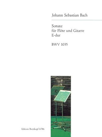 SONATA III in E major BWV 1035