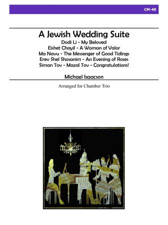 A JEWISH WEDDING SUITE