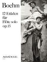 TWELVE STUDIES Op.15