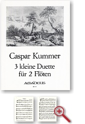 3 LITTLE DUETS Op.20