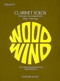 CLARINET SOLOS Book 1