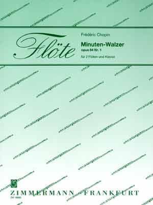 MINUTE WALTZ Op.64/1
