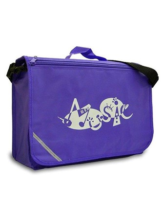 MUSIC BAG Excel (Purple)