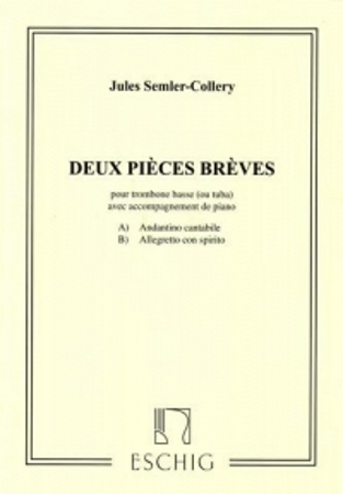 DEUX PIECES BREVES