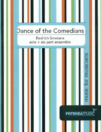 DANCE OF THE COMEDIANS