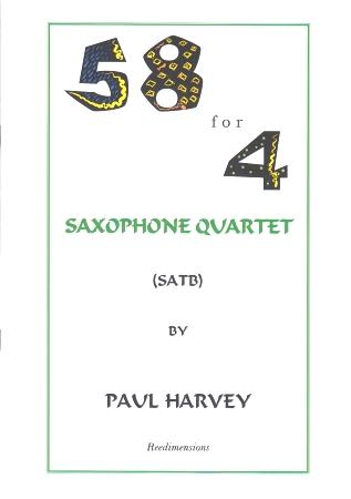 58 FOR 4 (score & parts)
