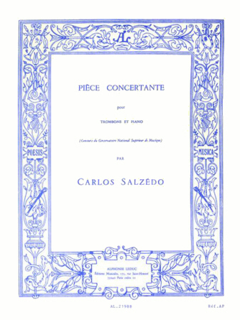 PIECE CONCERTANTE Op.27