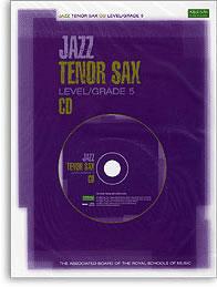 JAZZ TENOR SAX CD Grade 5