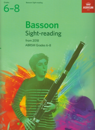 BASSOON SIGHT-READING TESTS Grade 6-8 (from 2018)