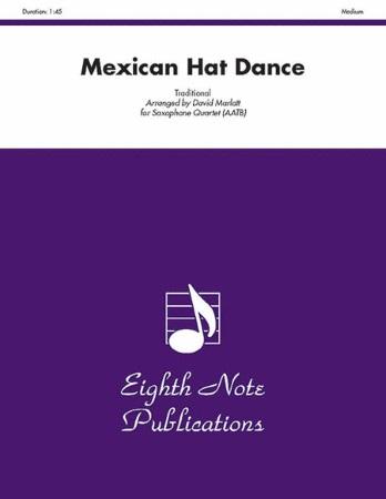 MEXICAN HAT DANCE (score & parts)