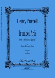 TRUMPET ARIA from 'The Indian Queen'