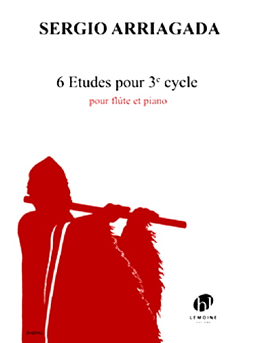 6 ETUDES POUR 3E CYCLE