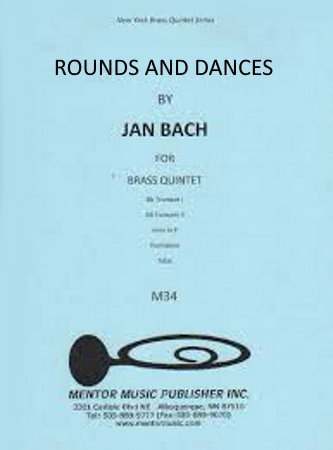 ROUNDS AND DANCES set of parts