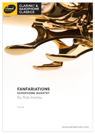 FANFARIATIONS (score & parts)